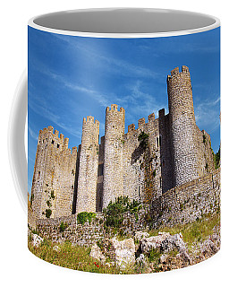 Obidos Castle Coffee Mug