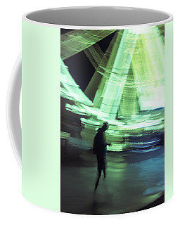 Coffee Mug featuring the photograph Oblivion by Alex Lapidus
