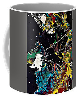 Obscurity Has A Great Many Elbows Coffee Mug