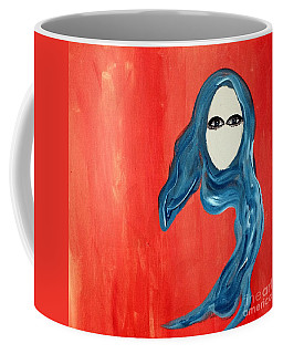 Observer Coffee Mug by Marcia Lee Jones
