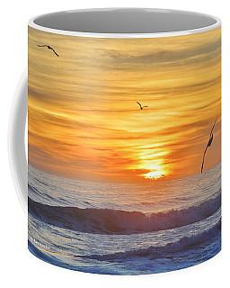 Obx Sunrise  Coffee Mug