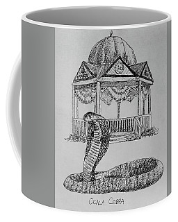 Ocala Cobra Coffee Mug