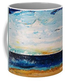 Ocean 4 Coffee Mug