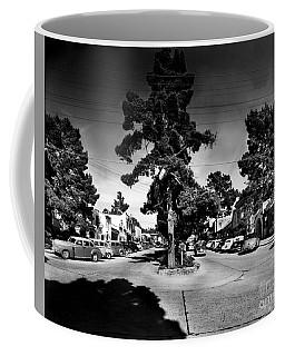 Ocean Avenue At Lincoln St - Carmel-by-the-sea, Ca Cirrca 1941 Coffee Mug