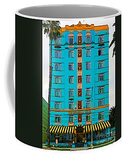 Ocean Avenue Coffee Mug