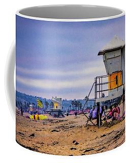 Ocean Beach Coffee Mug