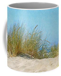 Ocean Beach Dunes Coffee Mug