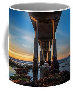 Ocean Beach Pier Coffee Mug