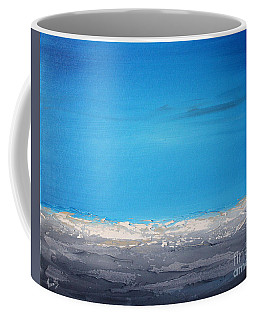 Ocean Blue 1 Coffee Mug