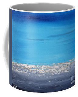 Ocean Blue 3 Coffee Mug