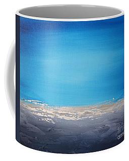 Ocean Blue 5 Coffee Mug