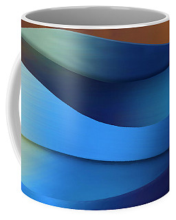 Coffee Mug featuring the photograph Ocean Breeze by Paul Wear