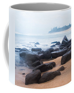 Coffee Mug featuring the photograph Ocean Calm  by Parker Cunningham