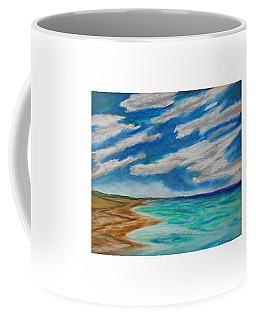 Ocean Clouds Coffee Mug