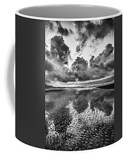 Ocean Clouds Reflection Coffee Mug