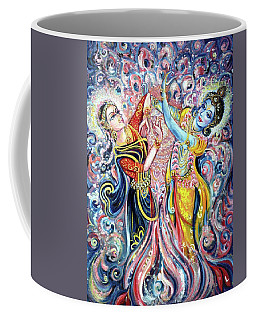 Ocean Dance Coffee Mug