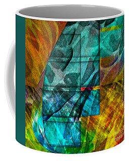 Ocean Doors Coffee Mug