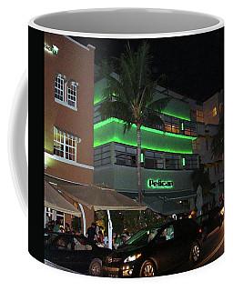 Ocean Drive Miami Beach Coffee Mug