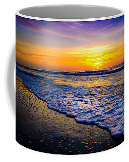Ocean Drive Sunrise Coffee Mug