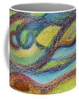 Ocean Flow Coffee Mug