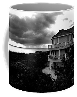 Ocean Front Living Coffee Mug