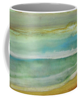 Ocean Green Coffee Mug