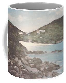 Ocean Inlet Landscape Coffee Mug