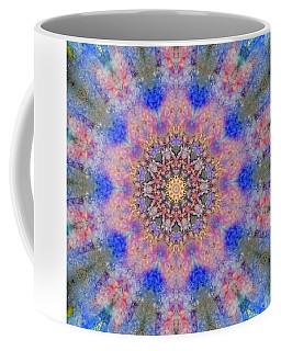 Ocean Kaleidoscope 1 Coffee Mug