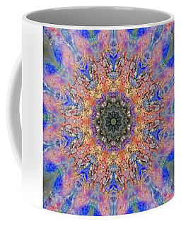 Ocean Kaleidoscope 2 Coffee Mug