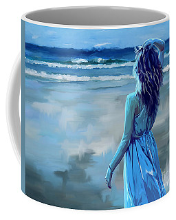 Ocean Longing Coffee Mug