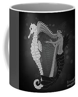 Coffee Mug featuring the digital art Ocean Lullaby2 by Megan Dirsa-DuBois