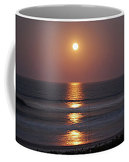 Ocean Moon In Pastels Coffee Mug
