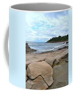Ocean Rocks - Nova Scotia Coffee Mug