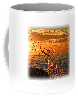 Ocean Splash Coffee Mug