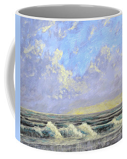 Ocean Storm Sunrise Coffee Mug