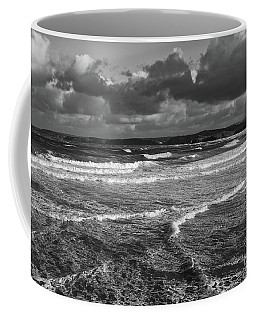 Coffee Mug featuring the photograph Ocean Storms by Nicholas Burningham