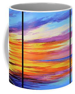 Ocean Sunset Coffee Mug