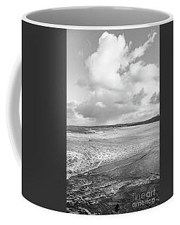 Coffee Mug featuring the photograph Ocean Texture Study by Nicholas Burningham