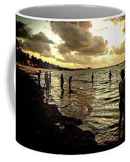 Ocean Thinker Coffee Mug