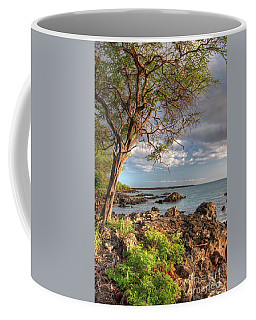 Ocean Tree Coffee Mug