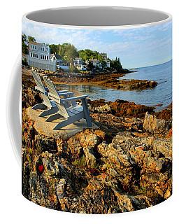 Ocean View For Two Coffee Mug