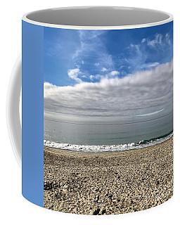 Coffee Mug featuring the photograph Ocean's Edge by Kim Nelson