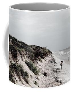 Oceanside Coffee Mug by Amar Sheow