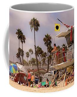Oceanside Beach Coffee Mug
