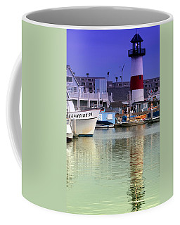 Oceanside Light Coffee Mug
