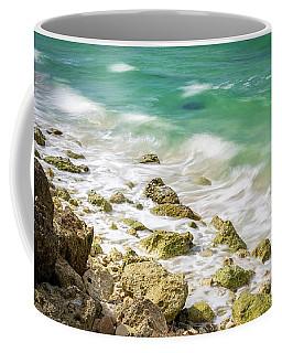 Oceanside In Trelawny, Jamaica Coffee Mug
