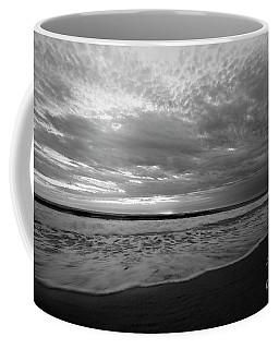 Coffee Mug featuring the photograph Oceanside Surf by John F Tsumas