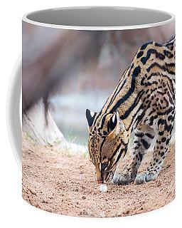 Ocelot And Egg Coffee Mug