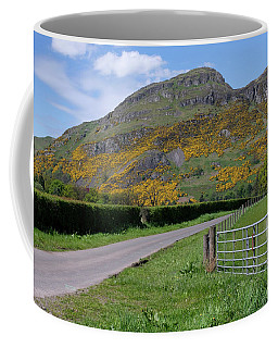 Coffee Mug featuring the photograph Ochil Hills In Clackmannanshire by Jeremy Lavender Photography