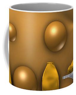 Ochre Still Life Coffee Mug